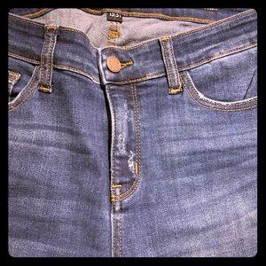 JB blue jeans...worn once